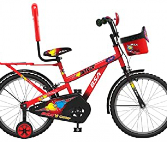 BSA Champ Boxer Kids Bicycle